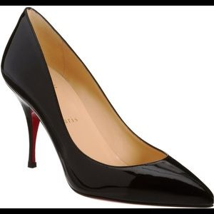 Christian Louboutin Shoes - Christian Louboutin piou piou patent pumps